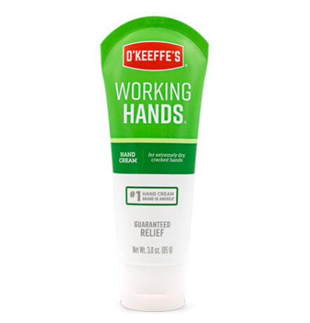 O'Keeffe's Working Hands Hand Cream, 3 oz Tube - AutoCareParts.com