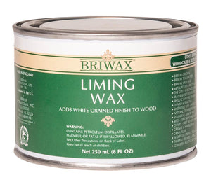 Briwax Liming Wax, 8 oz - AutoCareParts.com