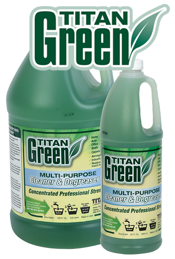 Titan Labs Titan Green Multipurpose Cleaner