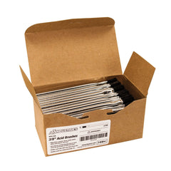 "3/8"" Acid Brush - 144 per Box"