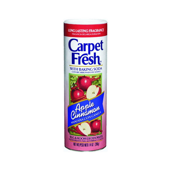 Carpet Fresh Apple Cinnamon 14 oz