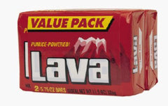Lava Bar 5.75 oz Twin Pack
