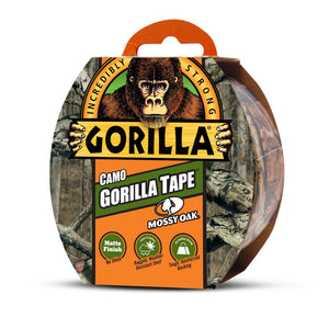 "Gorilla Glue Mossy Oak Camo Tape #6010902, 1.88"" x 9 yd - Pack of 2 - AutoCareParts.com"