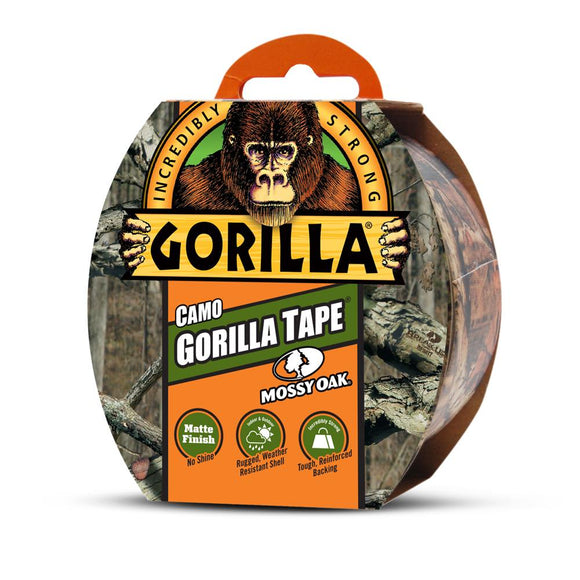 Gorilla Glue Mossy Oak Camo Tape #6010902, 1.88