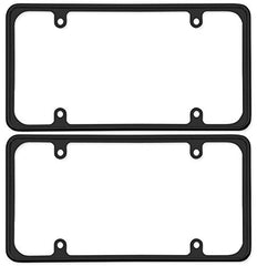 Cruiser Accessories Perimeter, Black (2 Pack)