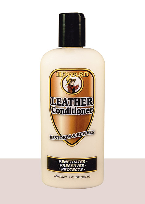 Howard Leather Conditioner #LC0008, 8 oz - AutoCareParts.com
