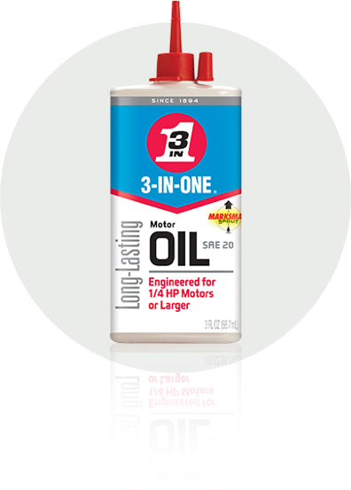 3-In-One Motor Oil #101456, 3 Oz - AutoCareParts.com