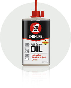 3-In-One Multi-Purpose Oil #10138, 8 Oz - AutoCareParts.com