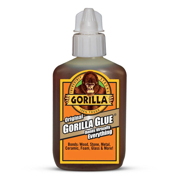 Gorilla Glue Original Glue #5000201, 2 oz. - Pack of 2 - AutoCareParts.com