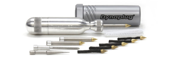 Dynaplug Pro Tubeless Tire Repair Kit - Stainless Steel #DPP-SS-1236 - AutoCareParts.com
