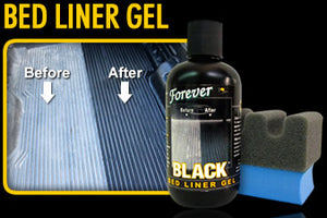 Forever Car Care Black Black-Top Gel #FB813
