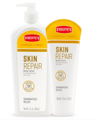 O'Keeffe's Skin Repair Body Lotion - AutoCareParts.com