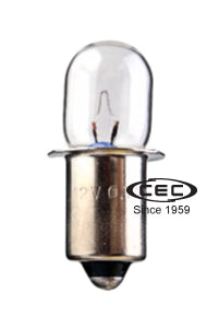 CEC Miniature Lamp #XPR19, Box of 10 - AutoCareParts.com