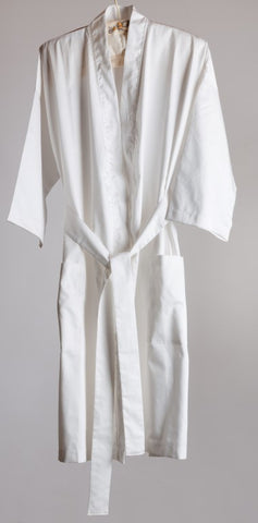 Love For White Light Weight 600TC Heavenly Bathrobes