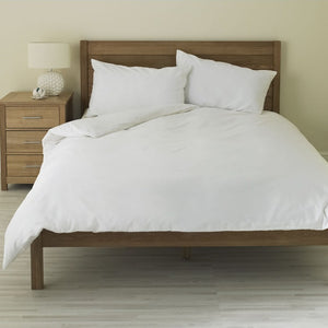 Love For White Duvet/Quilt Cover - 200TC Premium