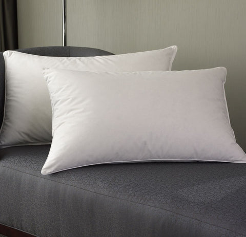 Love For White Pillow Supersoft Microfiber