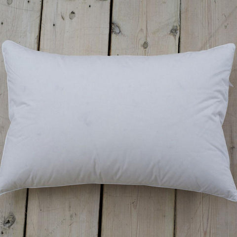 Love For White Pillow Supersoft Luxury Down