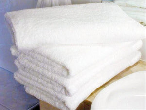 Love For White Hand Towel Set Of 4