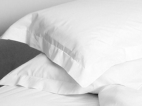 Love for White Pillow Covers Set of 2 - 200TC Premium - Standard