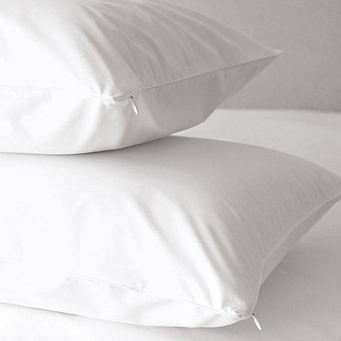 Love for White Pillow Protectors Set of 2 - 200TC Premium