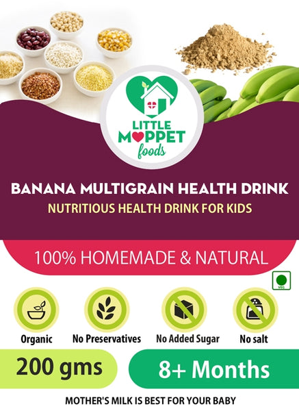 Banana Multigrain Health Drink