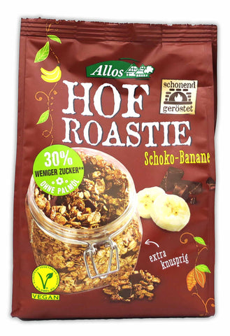 Hof Roastie  Chocolate-Banana
