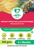 Instant Wheat Dalia Elaichi Powder
