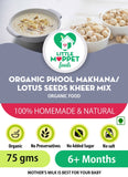 Organic Phool Makhana/ Lotus Seeds Kheer Mix