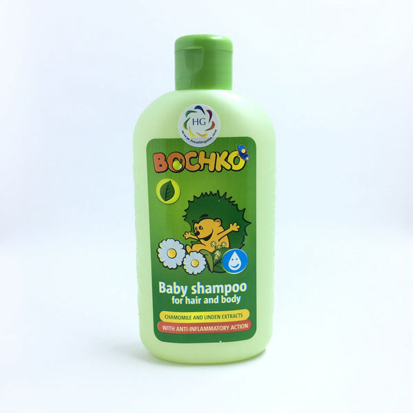 HG Baby Shampoo with Camomile and Linden Extracts