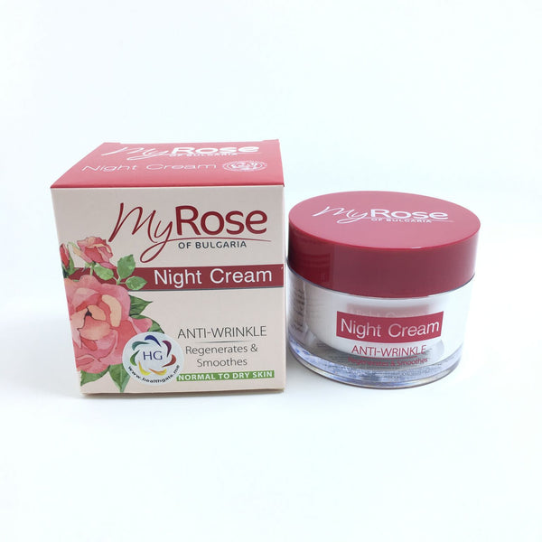 MYRose Anti Wrinkle Night Cream