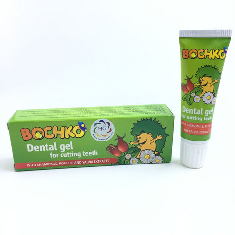 HG Baby Dental Gel for Cutting Teet