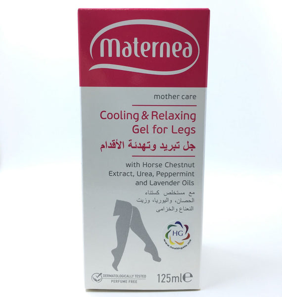 Maternea Cooling & Relaxing Gel For Legs