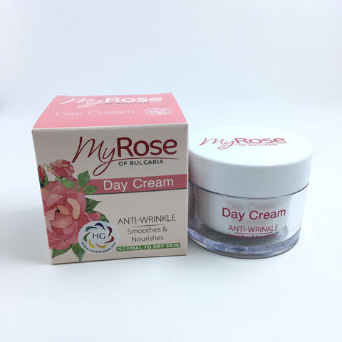 MYRose Anti Wrinkle Day Cream