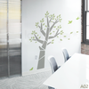 MODERN BABY NURSERY TREE WALL DECALS