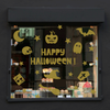 HAPPY HALLOWEEN DECALS - WINDOW DISPLAY / WALL