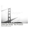 GOLDEN GATE BRIDGE - SAN FRANCISCO WALL MURAL