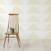 TRIANGLE PATTERN DECAL