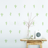 CACTUS PATTERN DECALS
