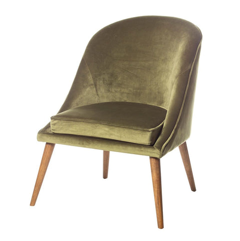 Alberta Arm Chair (Green)