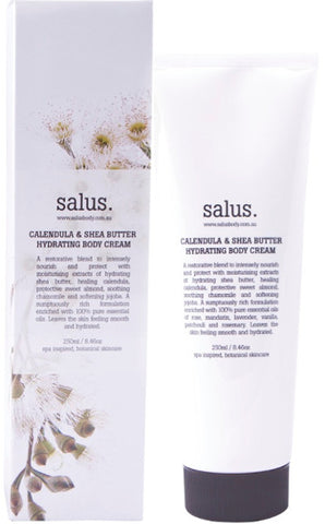 Salus Calendula Hydrating Body Cream