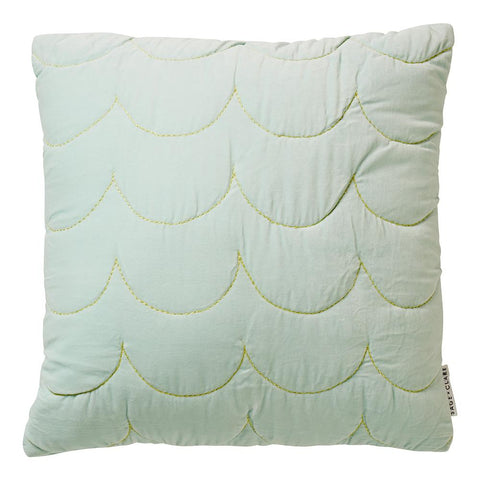 Bettina Velvet Sham Cushion Jade