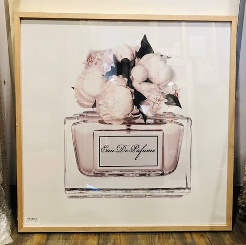 French Perfume Print