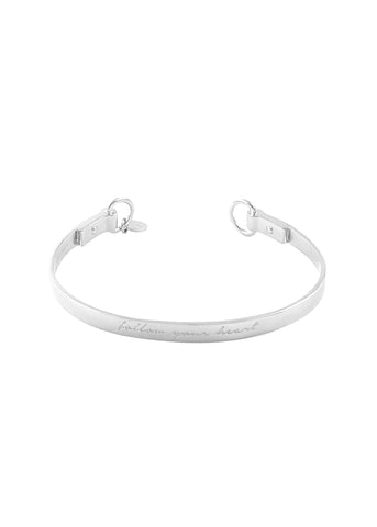 Nicole Fendel Follow Your Heart Cuff