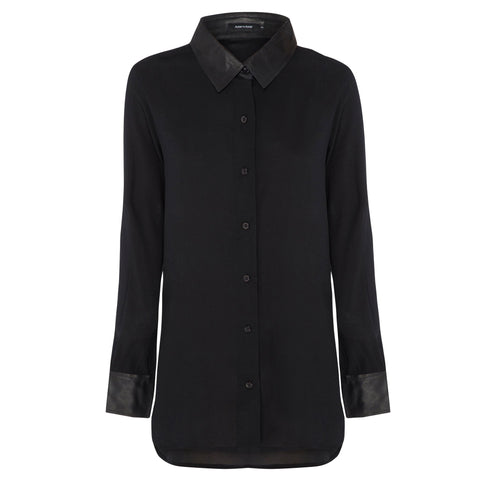 Sandringham Scooped Back Shirt