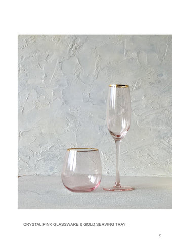 Crystal Tumbler (Set of 4)