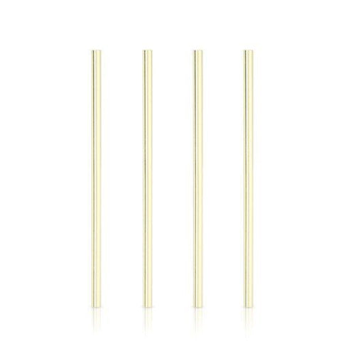 Viski Gold Cocktail Straw