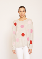 Alessandra Freckles Sweater