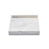 Marble Basics Square Tray