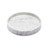 Marble Basics Big Round Tray