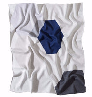 The Cape Baby Blanket Blue